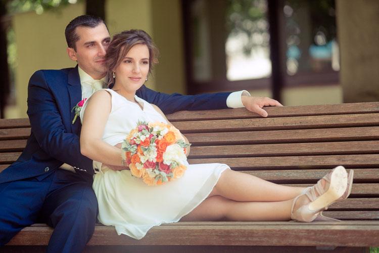 Photographe de mariage à Thonex