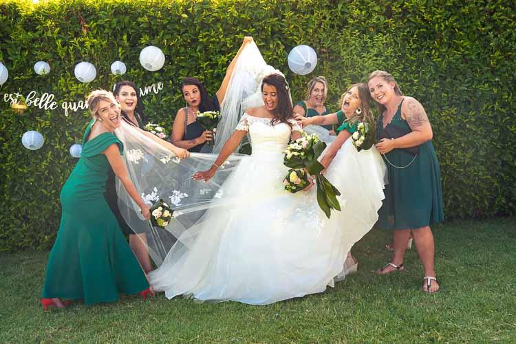 Photographe de mariage à Satigny
